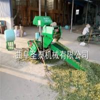 牛羊青储饲料打捆包膜机生产厂家