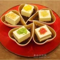 供应豆腐--五彩豆腐