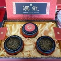 金丝王滇红茶 铁罐装