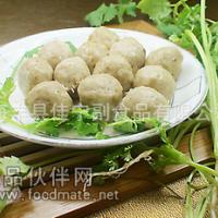 【厂家直销】供应猪肉丸 速冻肉丸 鱼皮饺 鱼蛋 速冻食品火锅料