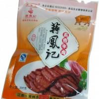 免费加盟代理蒋卤肉制品五香牛肉