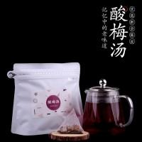 酸梅汤即饮袋泡茶 代用茶代加工OEM