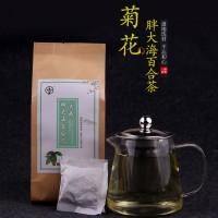 菊花胖大海百合茶 代用茶代加工OEM