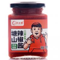 农乡缘塘山酱全国招商